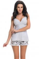 Dn-nightwear PM.9245 piżama grey