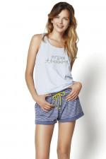Henderson 35247 Riya piżama niebieski 50X