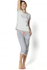 Henderson 35248 Riya piżama szary 09X