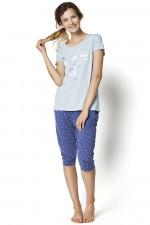 Henderson 35255 Rakel piżama niebieski 50X