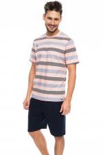 Rossli SAM-PY 085 piżama różowy