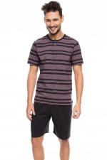 Rossli SAM-PY 088 piżama fioletowy jasny
