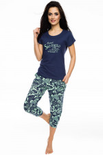 Rossli SAL-PY 1044 piżama granatowy