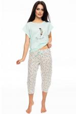 Rossli SAL-PY 1056 piżama miętowy