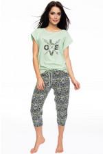 Rossli SAL-PY 1059 piżama miętowy
