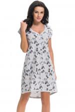 Dn-nightwear TM.9247 koszula grey