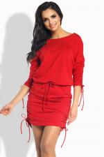 Lemoniade L182 sukienka czerwony