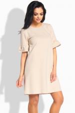 Lemoniade L188 sukienka beżowy
