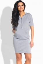 Lemoniade L190 sukienka jasnoszary