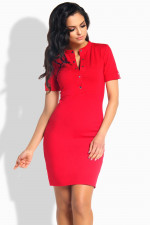 Lemoniade L191 sukienka czerwony