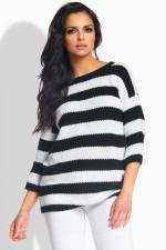 Lemoniade LS183 sweter czarny