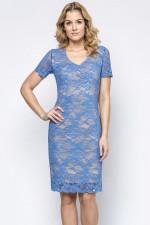 Ennywear 230141 sukienka niebieski