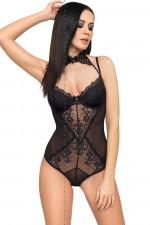 Gorsenia Be Glamour K366 Mistique Sexy czarny