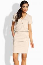 Lemoniade L196 sukienka beżowy