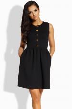 Lemoniade L203 sukienka czarny