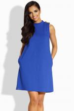 Lemoniade L198 sukienka chabrowy