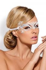 Obsessive A703 mask opaska biały