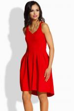 Lemoniade L210 sukienka czerwony
