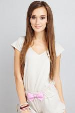Makashi MKB104 Koszulka beżowy