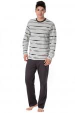 Rossli SAM-PY 100 piżama szary