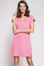 Italian Fashion Omega kr.r. koszula róż