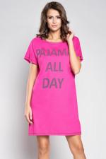 Italian Fashion Karolina kr.r. koszula amarant