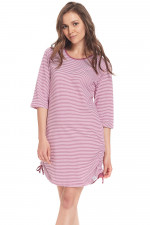 Dn-nightwear TM.9330 koszula blueberry