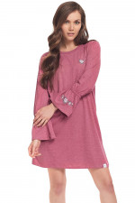 Dn-nightwear TM.9352 Koszula blueberry