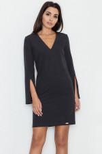 Figl M550 sukienka czarny