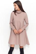 Numinou NU52 sukienka cappuccino