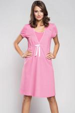 Italian Fashion Aleksandra kr.r. koszula róż