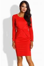 Lemoniade L219 sukienka czerwony