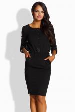 Lemoniade L224 sukienka czarny