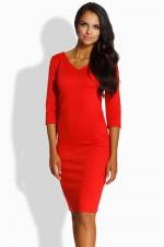Lemoniade L228 sukienka czerwony