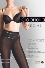 Gabriella Comfort 50 DEN code 400 klasyczne nero