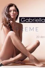 Gabriella Supreme 20 DEN code 397 klasyczne beige