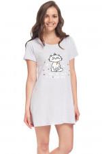 Dn-nightwear TM.9339 koszula grey