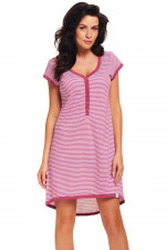 Dn-nightwear TM.5038 koszula blueberry