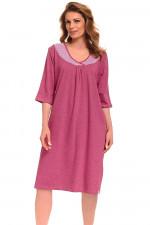 Dn-nightwear TB.9363 koszula blueberry