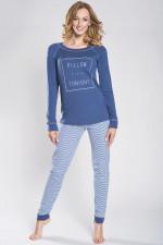 Italian Fashion Renoma dł.r. dł.sp. piżama jeans