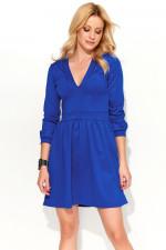 Makadamia M370 sukienka chabrowy