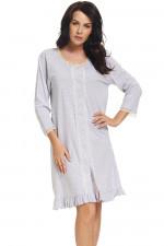 Dn-nightwear TM.9306 koszula grey melange