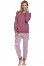 Dn-nightwear PM.9328 piżama blueberry