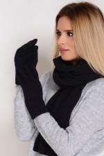 Kamea Rękawiczki 01 Rękawiczki czarny