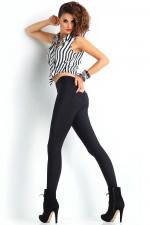 Trendy Legs Plush Sophie Klasyczne czarny