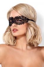 Obsessive A710 mask opaska czarny