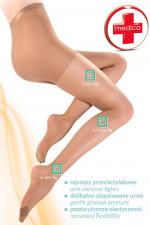 Gabriella Medica Relax 40 DEN Code 111 klasyczne beige