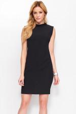 Makadamia M395 sukienka czarny