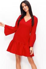 Numinou NU68 sukienka czerwony