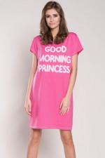 Italian Fashion Karena kr.r. Koszula róż